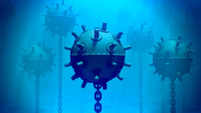 Podvodna mina